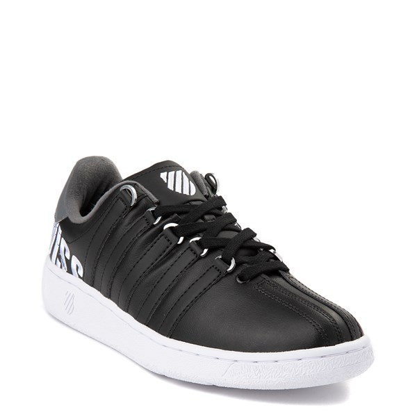 alternate view Mens K-Swiss Classic VN XL Logo Athletic Shoe - Black / CharcoalALT1