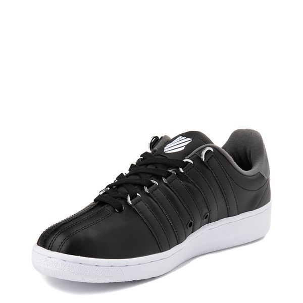 alternate view Mens K-Swiss Classic VN XL Logo Athletic Shoe - Black / CharcoalALT3