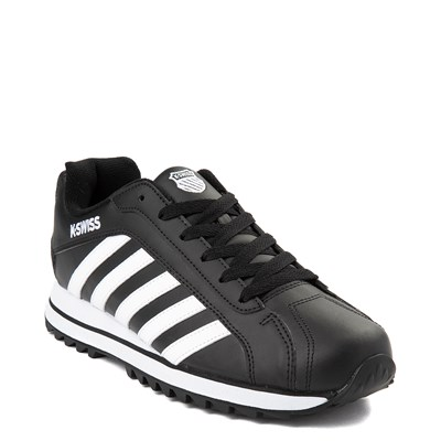 Alternate view of Mens K-Swiss Verstad 2000 S Athletic Shoe - Black