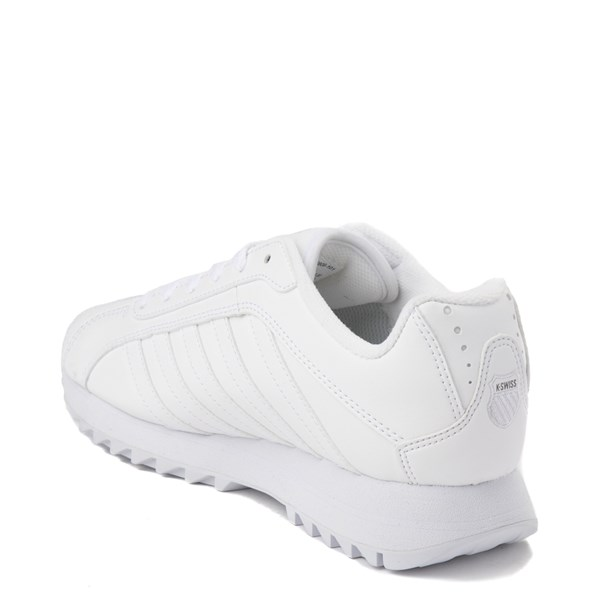 alternate view Mens K-Swiss Verstad 2000 S Athletic Shoe - White MonochromeALT2