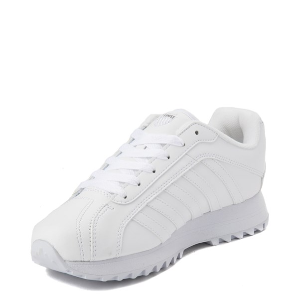 alternate view Mens K-Swiss Verstad 2000 S Athletic Shoe - White MonochromeALT3