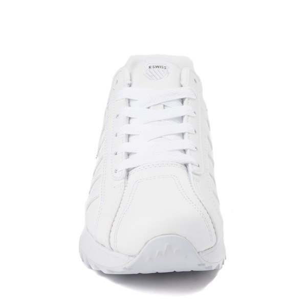 alternate view Mens K-Swiss Verstad 2000 S Athletic Shoe - White MonochromeALT4