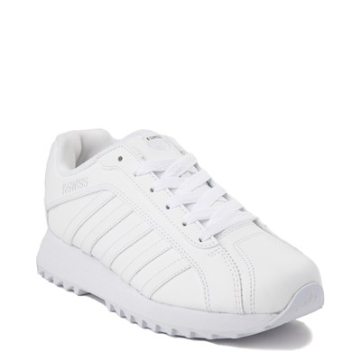 Alternate view of Mens K-Swiss Verstad 2000 S Athletic Shoe - White Monochrome