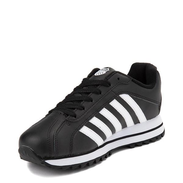 alternate view Womens K-Swiss Verstad 2000 S Athletic Shoe - BlackALT3