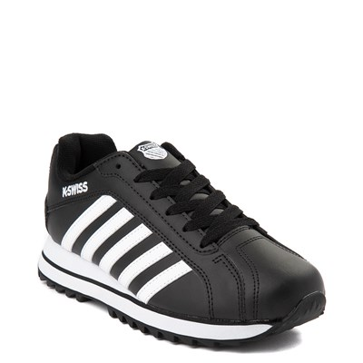 Alternate view of Womens K-Swiss Verstad 2000 S Athletic Shoe - Black