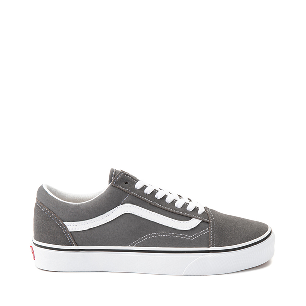 Default view of Vans Old Skool Skate Shoe - Pewter Gray
