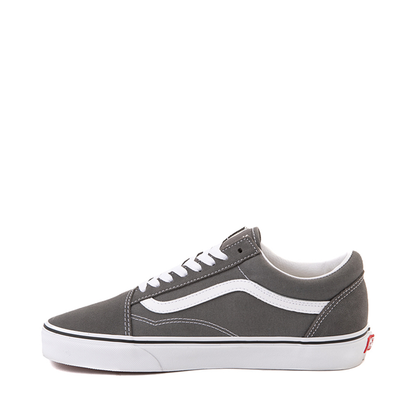 alternate view Vans Old Skool Skate Shoe - Pewter GrayALT1
