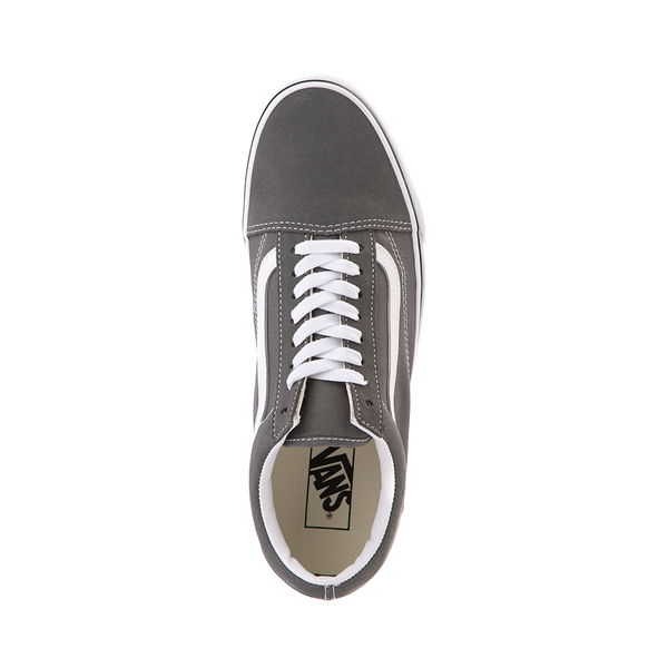 alternate view Vans Old Skool Skate Shoe - Pewter GrayALT2