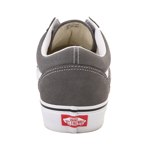 alternate view Vans Old Skool Skate Shoe - Pewter GrayALT4
