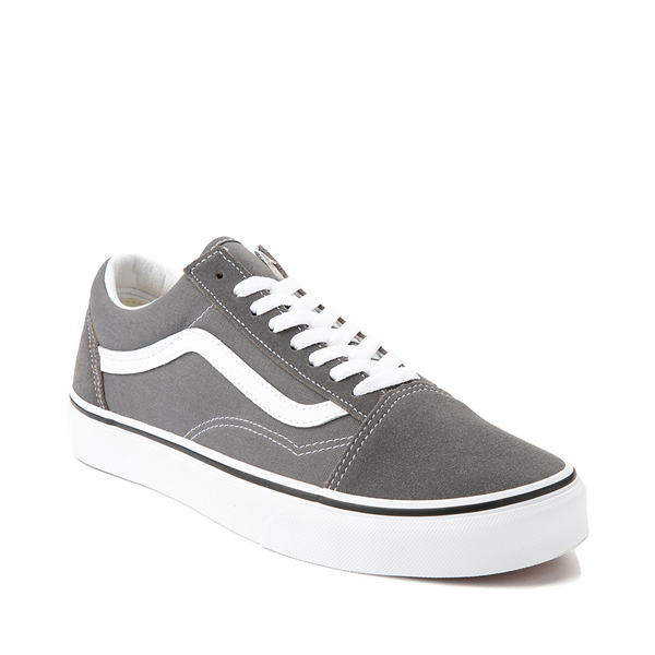 alternate view Vans Old Skool Skate Shoe - Pewter GrayALT5