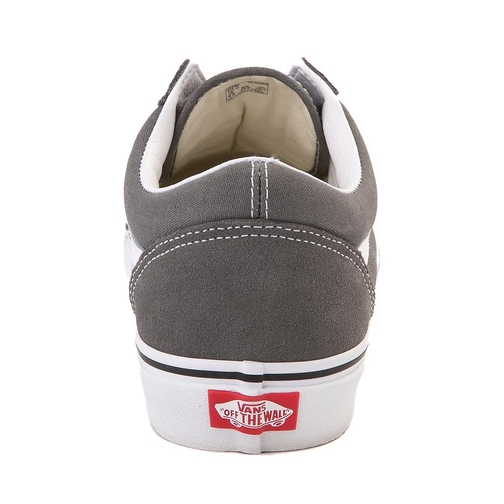 Vans Old Skool Skate Shoe - Pewter Gray