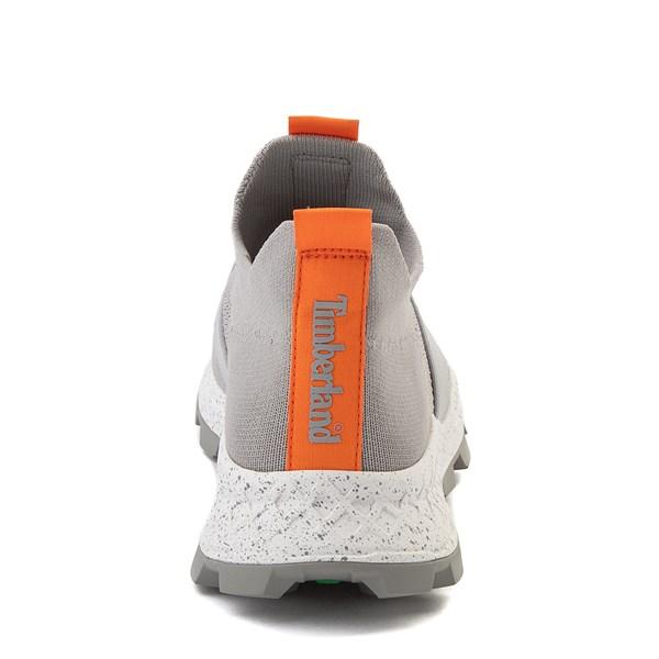 alternate view Mens Timberland Brooklyn EK+ Slip On Sneaker - Light GrayALT6