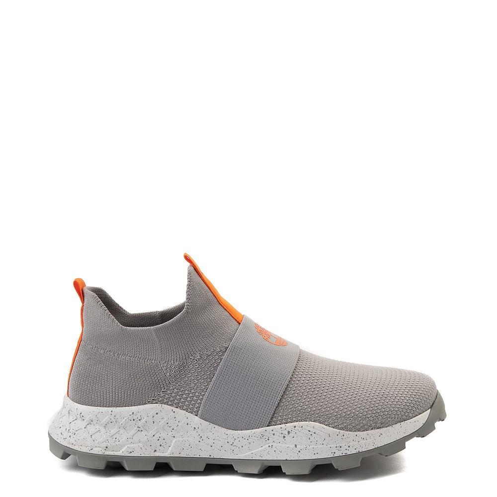 Mens Timberland Brooklyn EK+ Slip On Sneaker - Light Gray