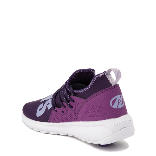 alternate view Heelys Navigator Skate Shoe - Little Kid / Big Kid - Grape / LilacALT2