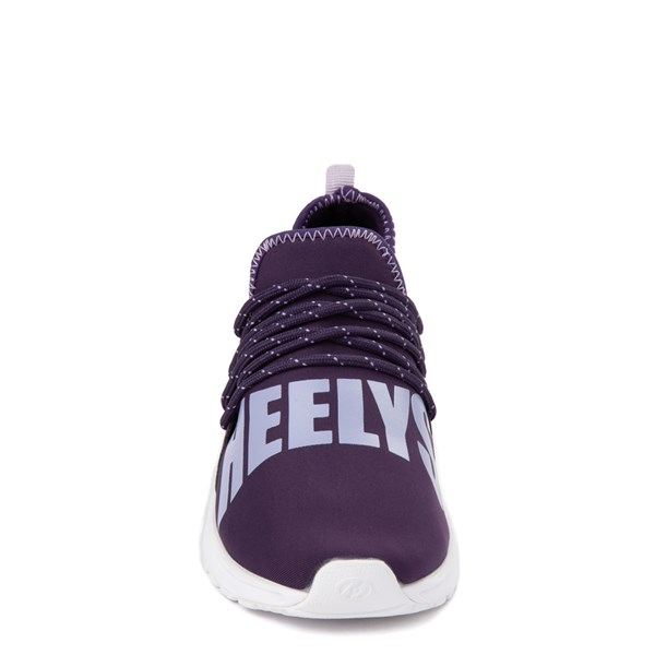 alternate view Heelys Navigator Skate Shoe - Little Kid / Big Kid - Grape / LilacALT4