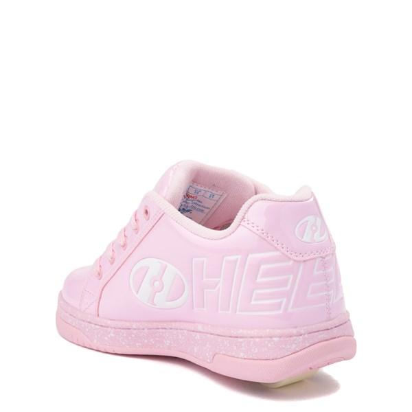 alternate view Heelys Split Skate Shoe - Little Kid / Big Kid - Light Pink / WhiteALT2