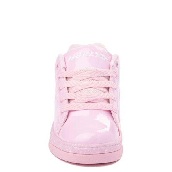 alternate view Heelys Split Skate Shoe - Little Kid / Big Kid - Light Pink / WhiteALT4