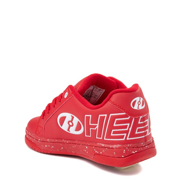 alternate view Heelys Split Skate Shoe - Little Kid / Big Kid - Red / WhiteALT2