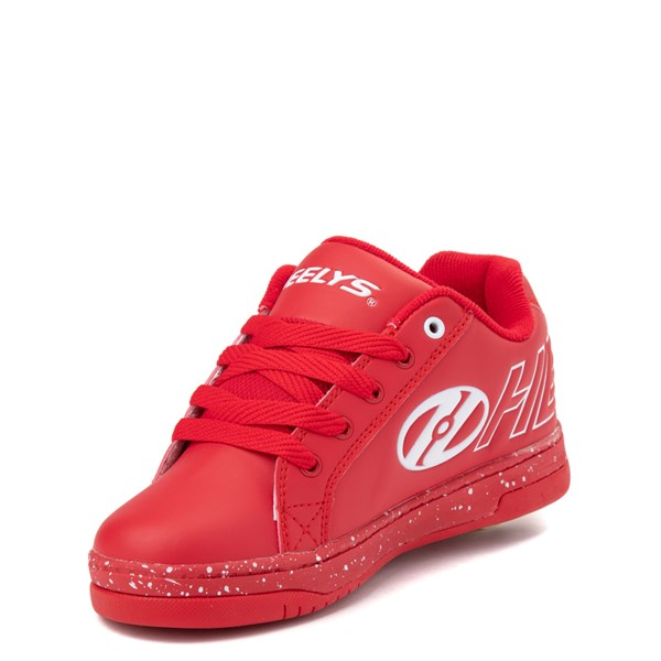 alternate view Heelys Split Skate Shoe - Little Kid / Big Kid - Red / WhiteALT3