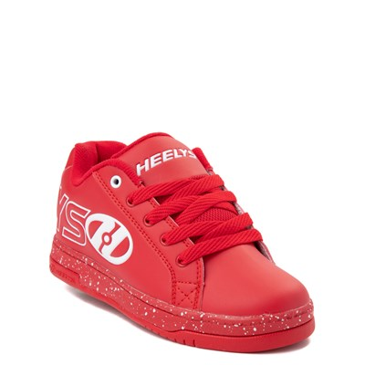 Alternate view of Heelys Split Skate Shoe - Little Kid / Big Kid - Red / White