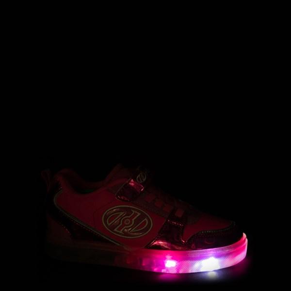 Alternate view of Heelys Boom X2 Skate Shoe - Little Kid / Big Kid - Fuchsia / Pink