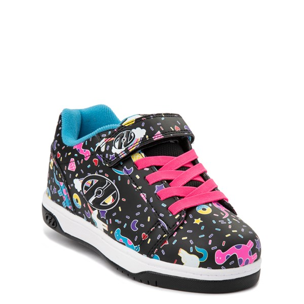 alternate view Heelys Dual Up X2 Skate Shoe - Little Kid / Big Kid - Black / MultiALT1