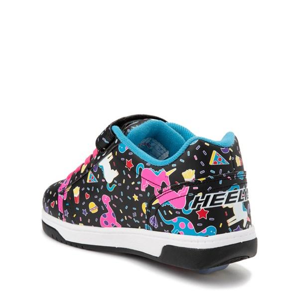 alternate view Heelys Dual Up X2 Skate Shoe - Little Kid / Big Kid - Black / MultiALT2