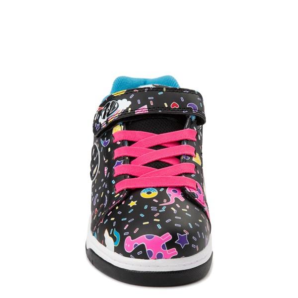 alternate view Heelys Dual Up X2 Skate Shoe - Little Kid / Big Kid - Black / MultiALT4