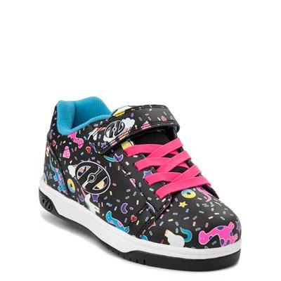 Alternate view of Heelys Dual Up X2 Skate Shoe - Little Kid / Big Kid - Black / Multi
