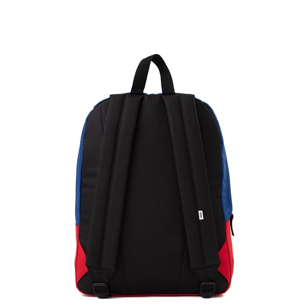 alternate view Vans Realm Patchy Backpack - MulticolorALT1