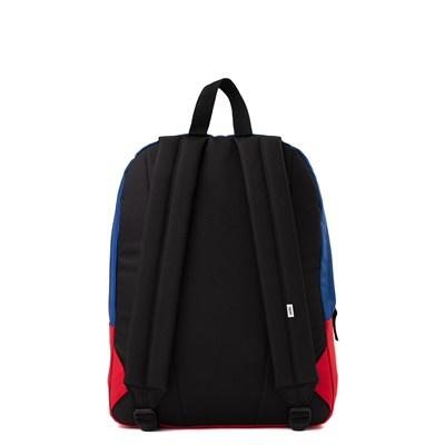 Alternate view of Vans Realm Patchy Backpack - Multicolor