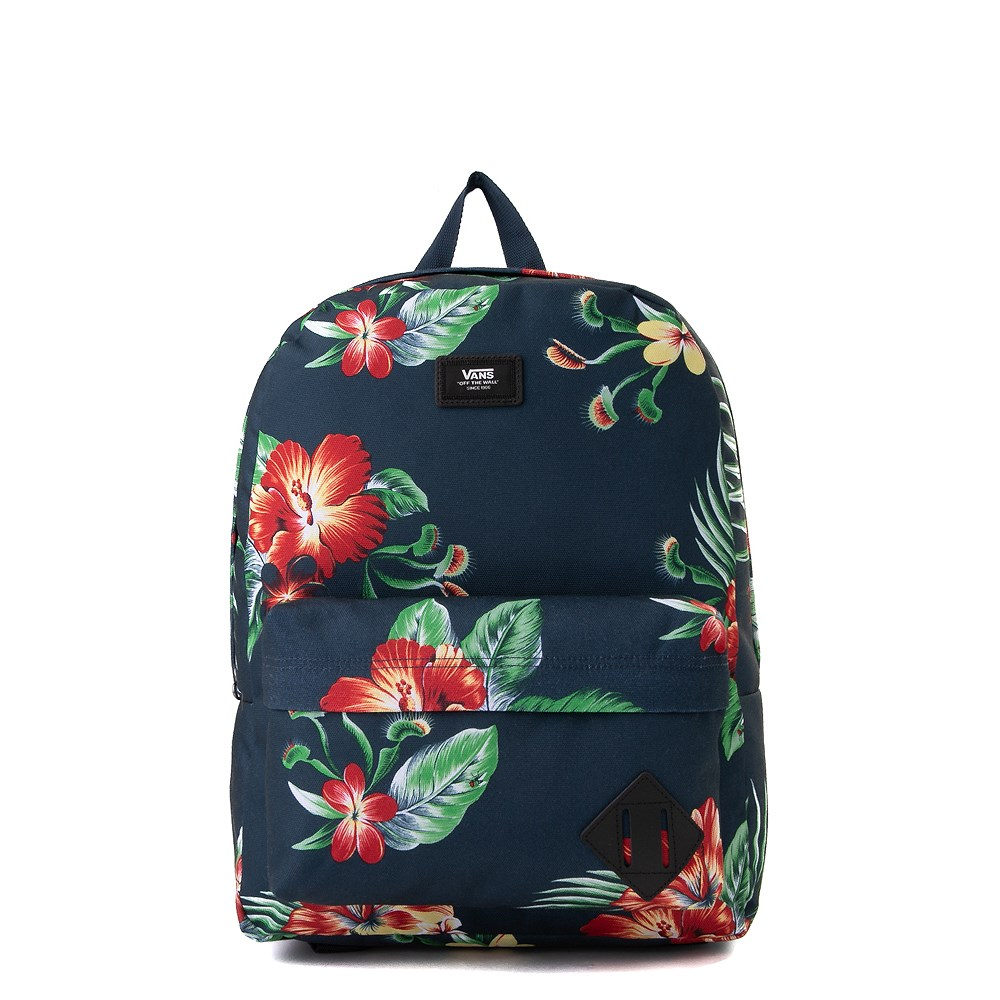 Vans Old Skool Backpack - Blue / Multi