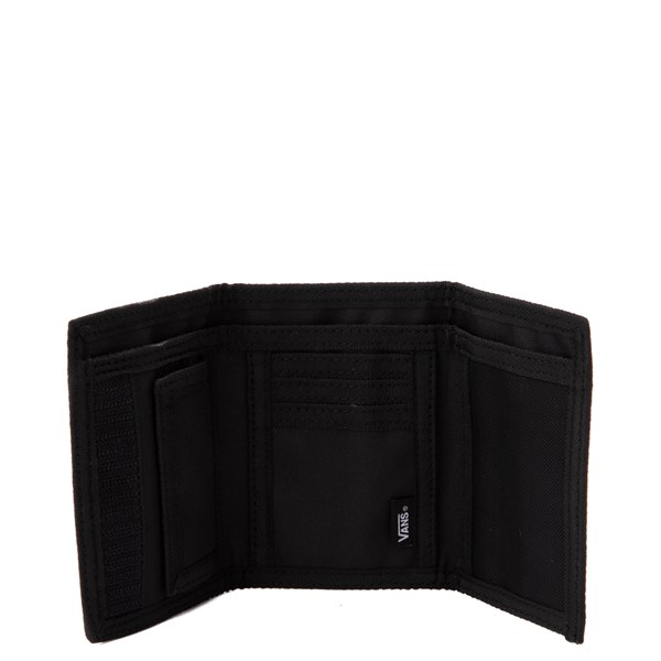 alternate view Vans Slipped Tri-Fold Wallet - BlackALT1