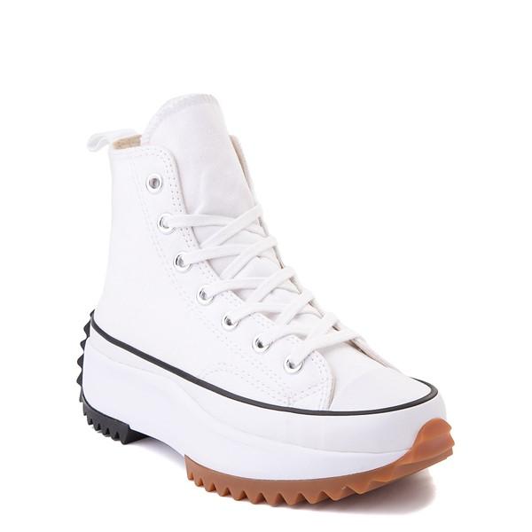 alternate view Converse Run Star Hike Platform Sneaker - White / Black / GumALT1C