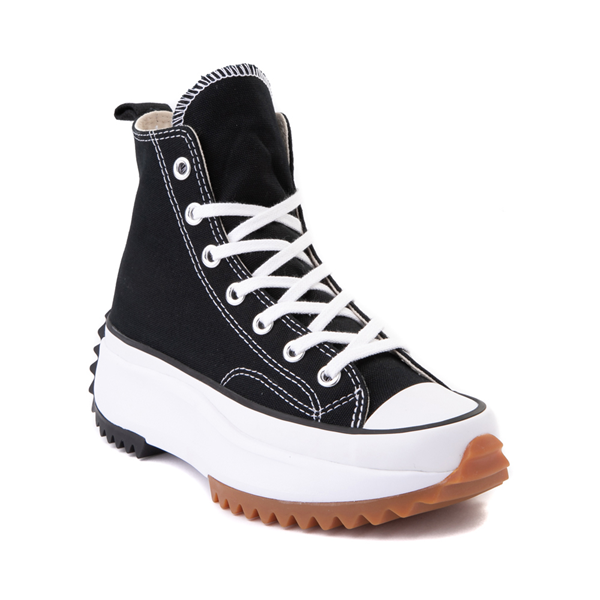alternate view Converse Run Star Hike Platform Sneaker - Black / White / GumALT5