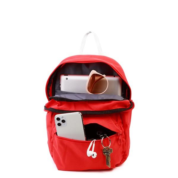 alternate view adidas National Mini Backpack - Lush RedALT1