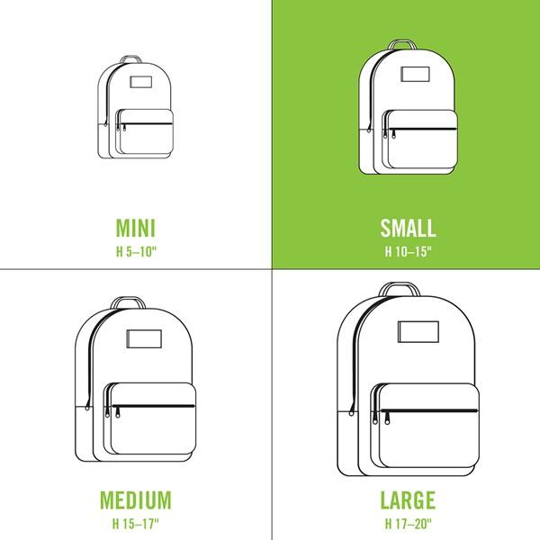 alternate view adidas National Mini Backpack - Lush RedALT1C