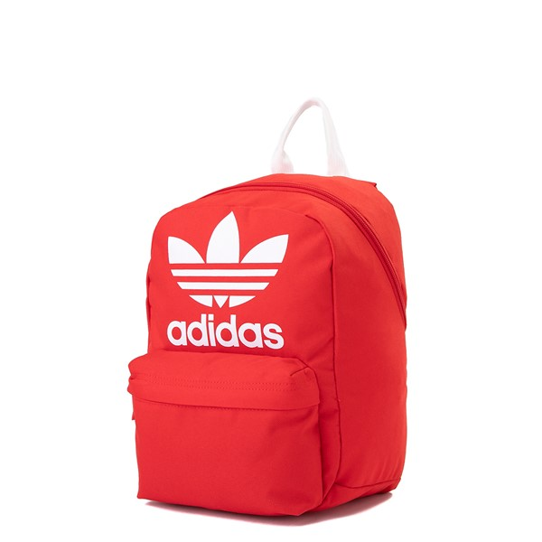 alternate view adidas National Mini Backpack - Lush RedALT4