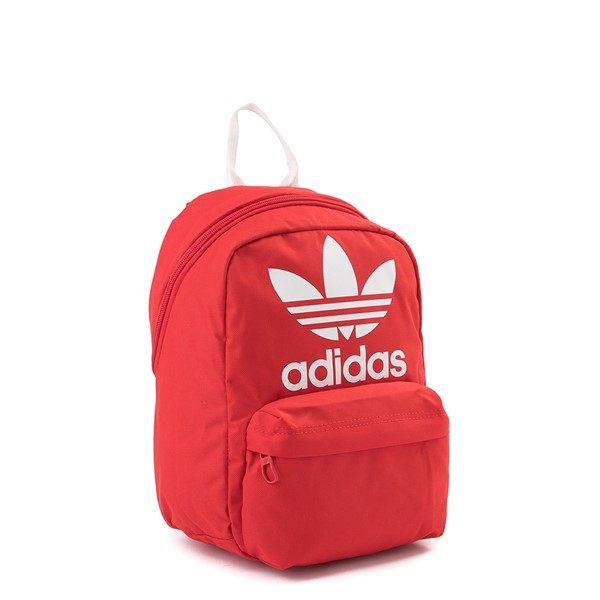 alternate view adidas National Mini Backpack - Lush RedALT4B