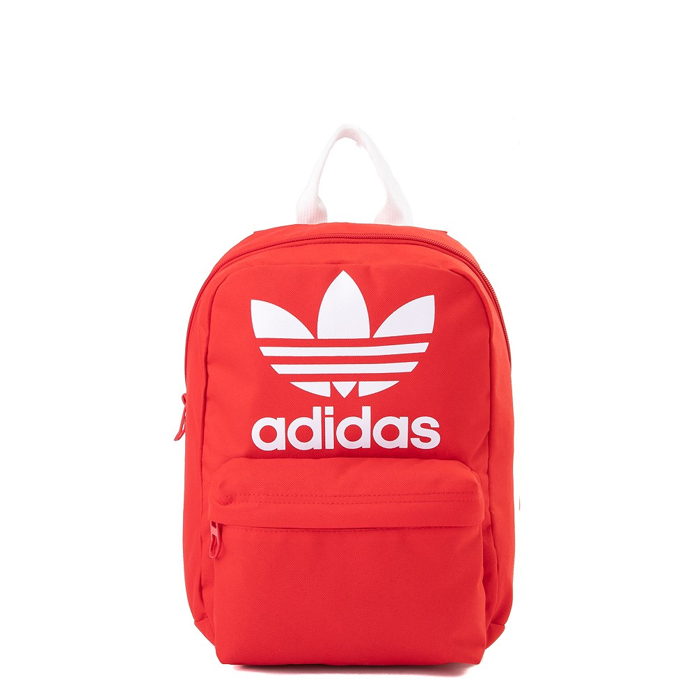 adidas National Mini Backpack - Lush Red