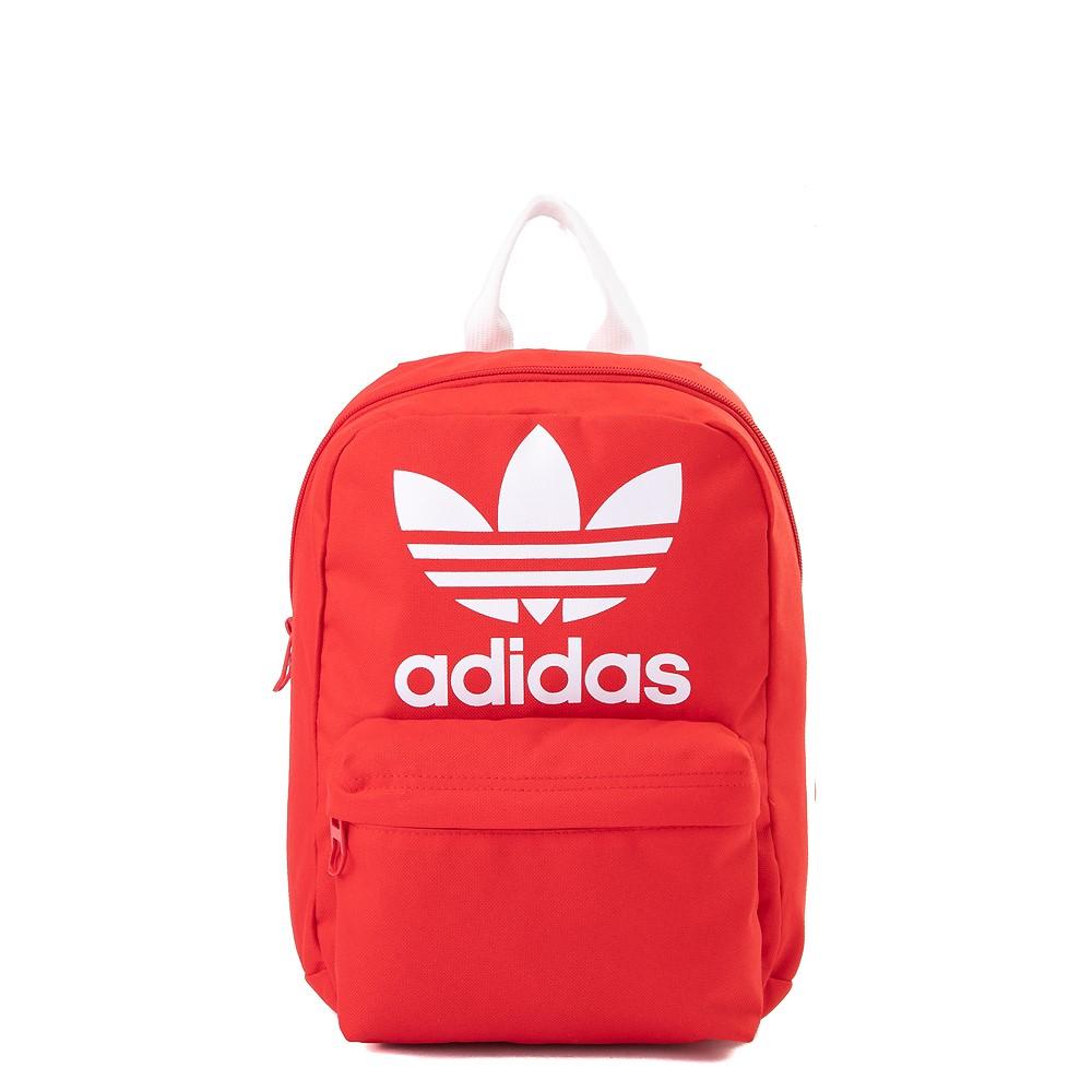 adidas National Mini Backpack - Lush Red