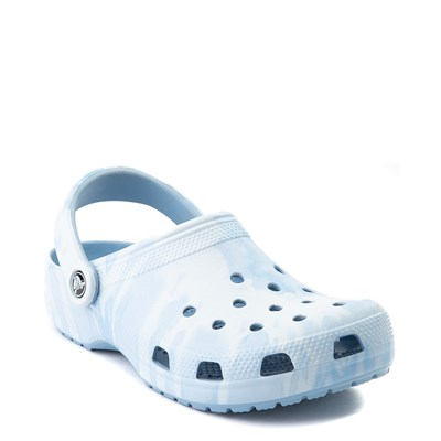 Alternate view of Crocs Classic Tie Dye Clog - Chambray Blue