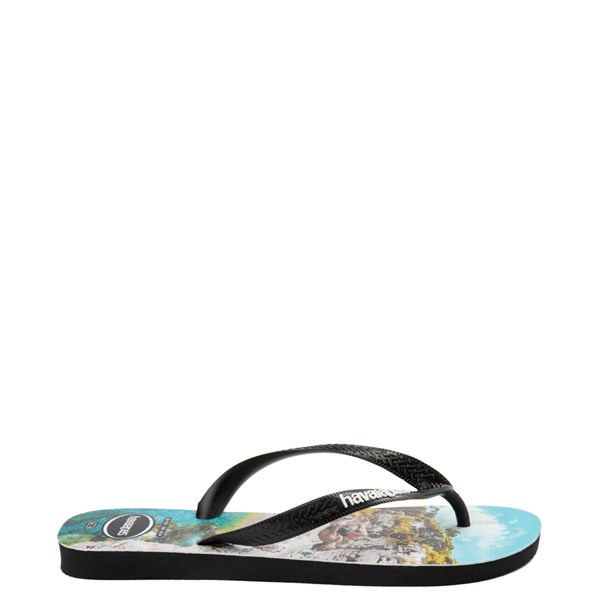 alternate view Havaianas Photoprint Top SandalALT1