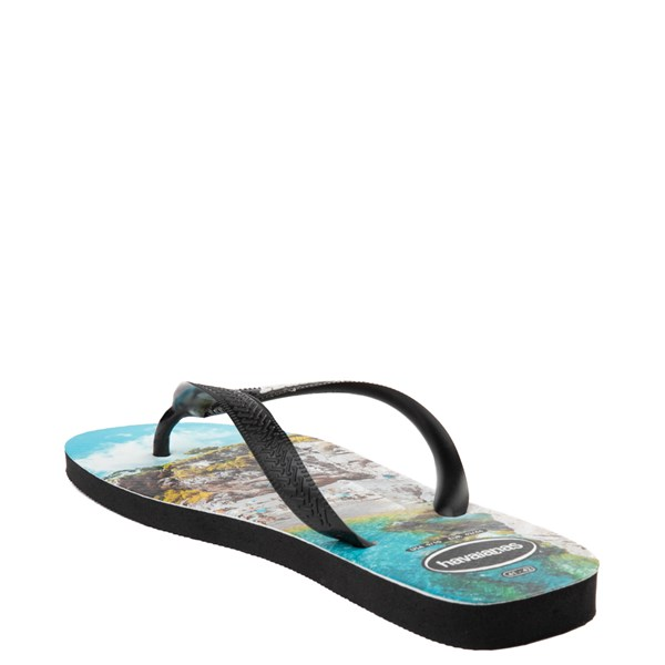 alternate view Havaianas Photoprint Top SandalALT2