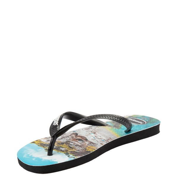 alternate view Havaianas Photoprint Top SandalALT3