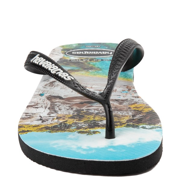 alternate view Havaianas Photoprint Top SandalALT4