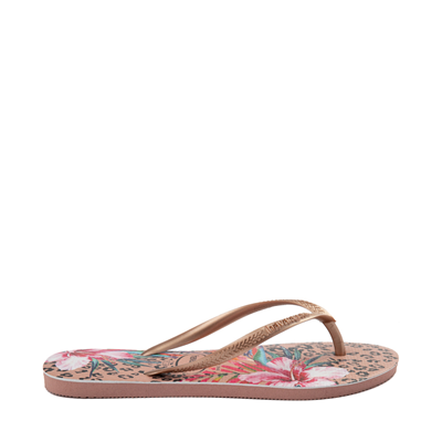 Alternate view of Womens Havaianas Slim Sandal - Multi