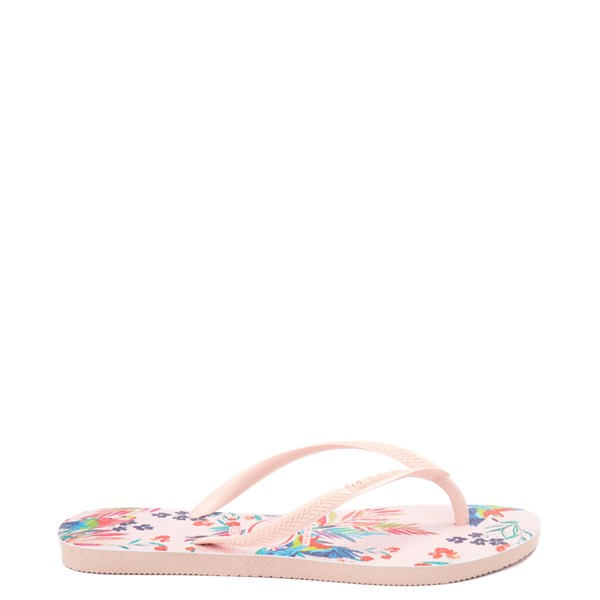 alternate view Womens Havaianas Slim Sandal - MultiALT1