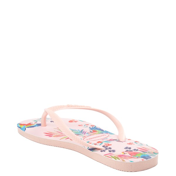 alternate view Womens Havaianas Slim Sandal - MultiALT2