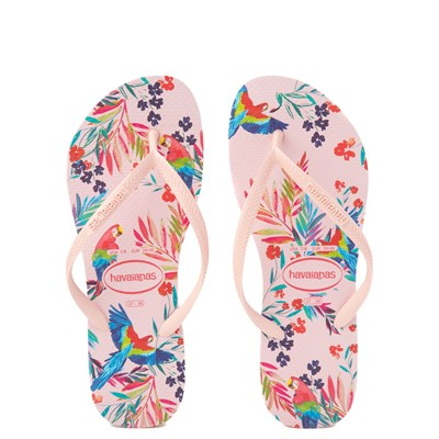 Main view of Womens Havaianas Slim Sandal - Multi